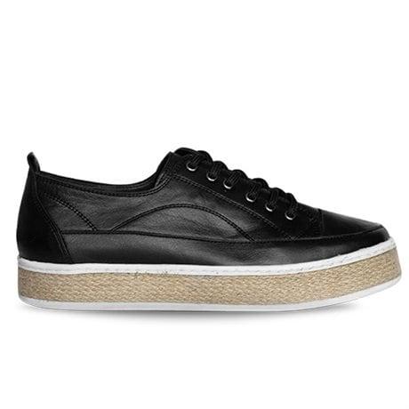 Flawless Walk Sneaker Juna Black