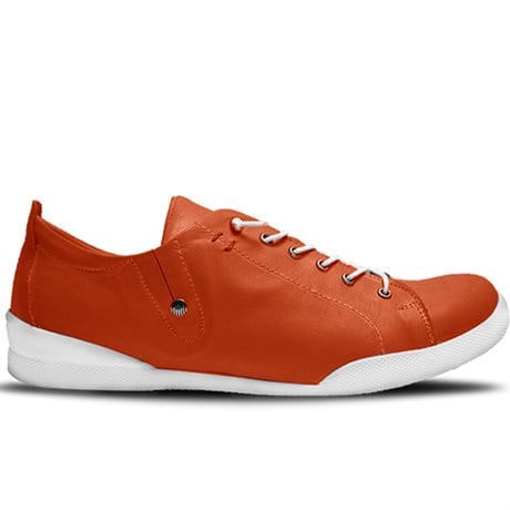 Charlotte Sneaker Lace Rost