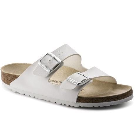 Birkenstock Sandaler Arizona BF White