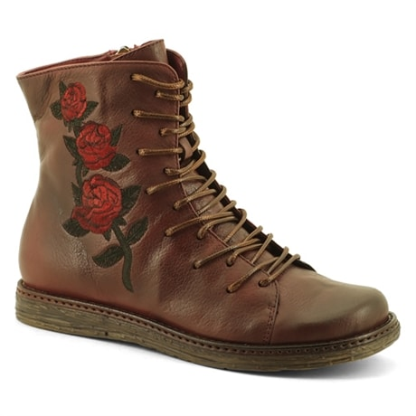 Soft Comfort Boots Odessa Red
