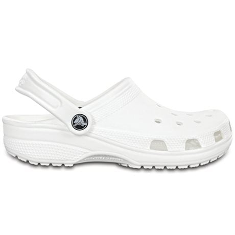 Crocs Classic Clog White Unisex