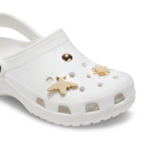 Crocs Jibbitz Metallic 3 Pack