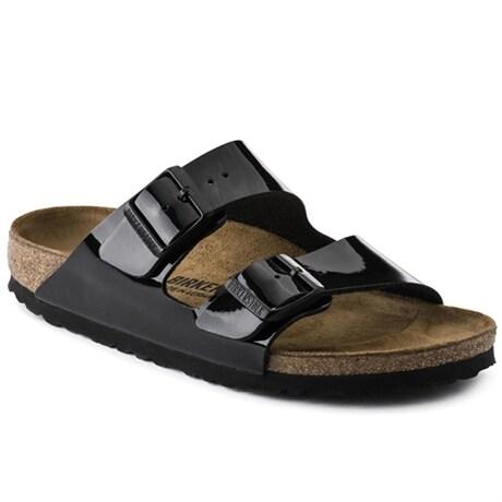 Birkenstock Sandal Arizona Patent Black