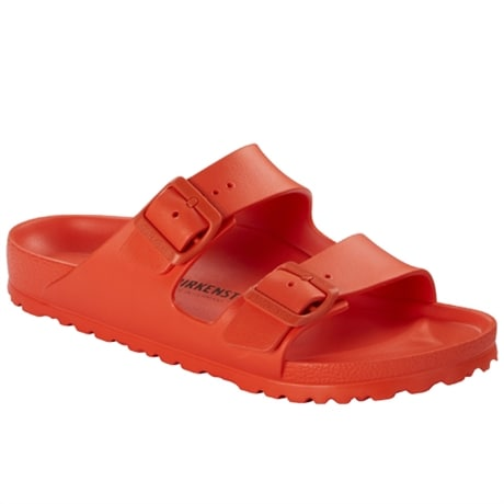 14b54fc09 Birkenstock Damsandal Arizona EVA Flame Red
