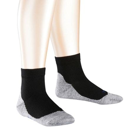 Falke Active Sunny Days Kids Sneaker Socks Black