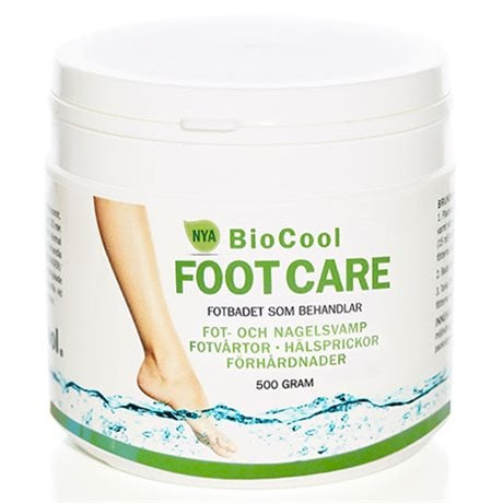 BioCool Foot Care Fotbad 500g