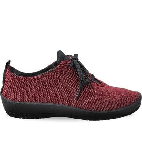 Arcopedico Sneakers LS Bordeaux
