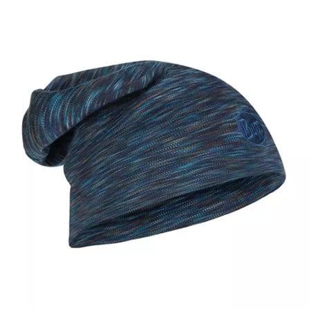 Buff Heavyweight Merino Wool Hat Loose Denim