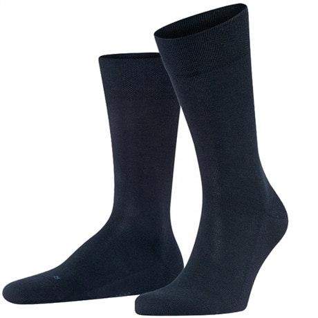 Falke Sensitive London Men Socks Dark Navy