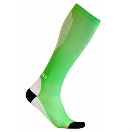 Stödstrumpor SupCare Sport Grön vit