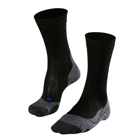 Falke TK2 Cool Men Socks Black Mix