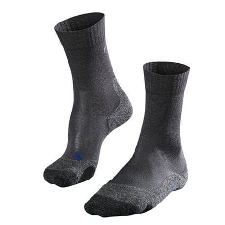 Falke TK2 Cool Women Socks Asphalt Mel
