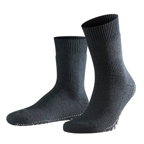 Falke Homepads Men Non-slip Socks Black