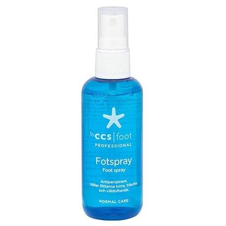 CCS Fotspray Parfymerad