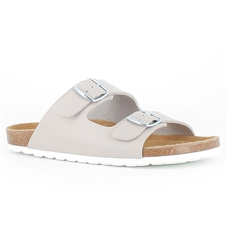 Axelda Damsandal Charlie Light Grey