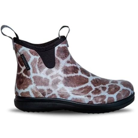 LaCrosse Gummistövel Hampton II Giraffe Print New