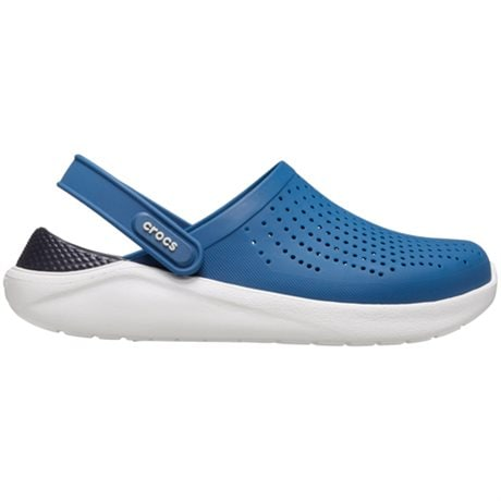 Crocs LiteRide Clog Vivid Blue Almost White