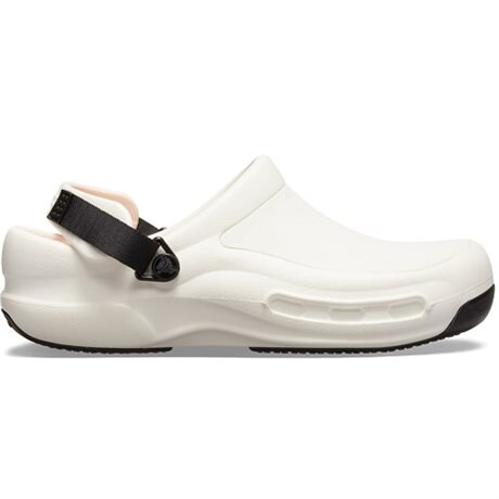 Crocs Bistro Pro LiteRide Clog White
