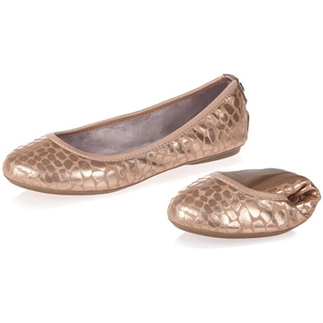 Toms Alpargata Rose Gold/natural Canvas Dots, Skor, Lågskor, Slip on, Beige, Dam, 40