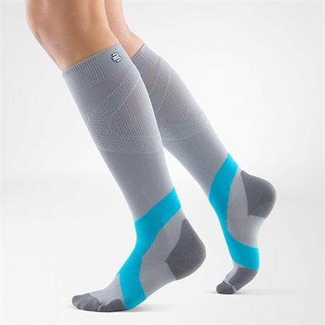 Compression Sock Training Silver Rivera