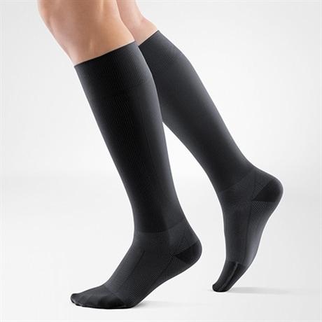Bauerfeind Compression Sock Performance Black