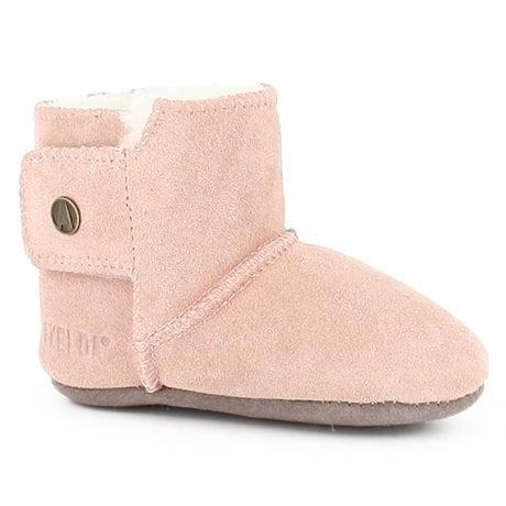 Axelda Fårskinnstofflor Baby Billund Nude Pink