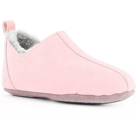 Axelda Fårskinnstofflor Stockholm Pink Light Grey