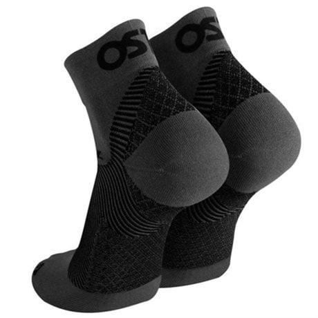FS4 Hälsporrestrumpor ¼ Crew Sock Grey