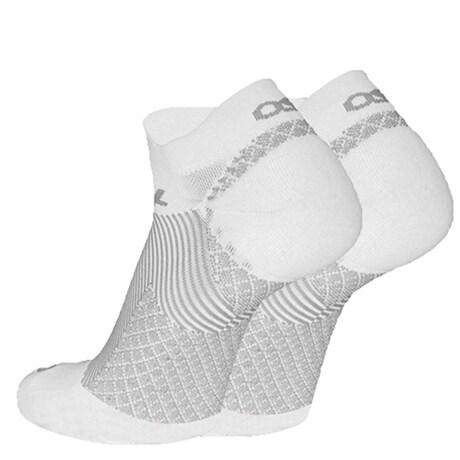 FS4 Hälsporrestrumpor No Show Sock White