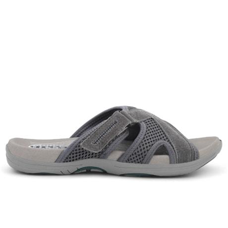 Green Comfort Damsandal Grey