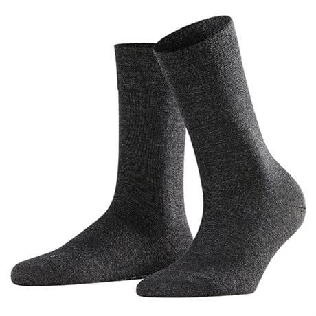 Falke Sensitive Berlin Women Socks Anthracite Melange