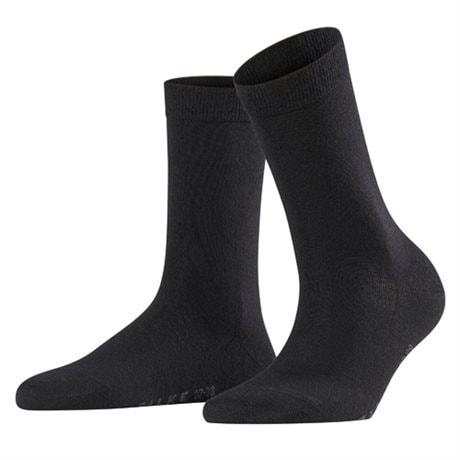 Falke Softmerino Women Socks Black