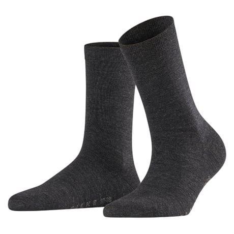 Falke Softmerino Women Socks Antracite Melange