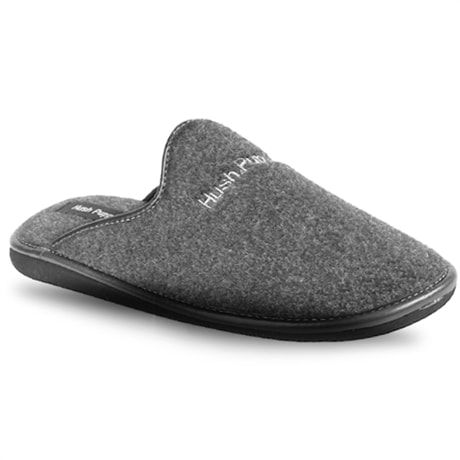 Hush Puppies Herrtofflor Grey