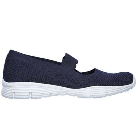 Skechers Womens Seager Power Hitter Navy