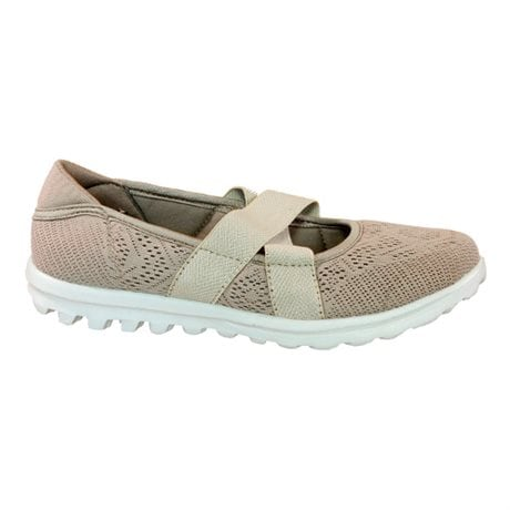 CC Resorts Casual Ballerina Cross Taupe