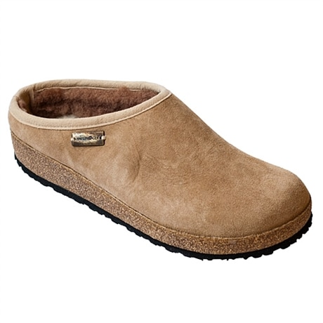 Haflinger Grizzly Toffel Lammull Beige
