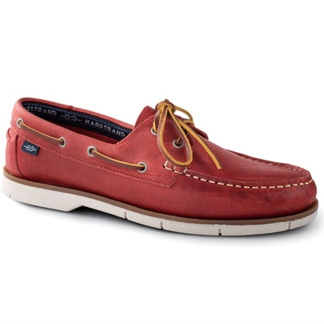 Marstrand 2-Eye Comfort Sko Herr Dark Red