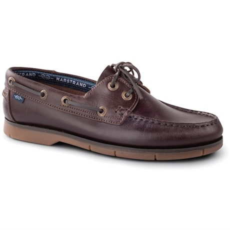 Marstrand 2-Eye Comfort Sko Herr Dark Brown