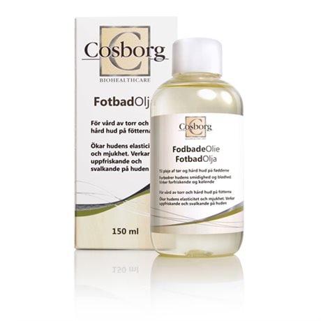 Cosborg FotbadOlja för torr hud 150ml