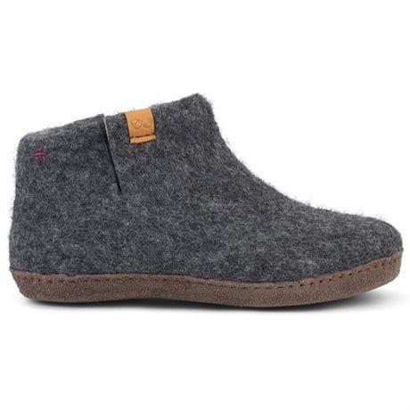 Green Comfort Everest Wool Ulltofflor Antracit Grey