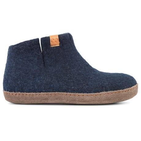 Green Comfort Everest Wool Ulltofflor Marine Blue