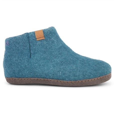 Green Comfort Everest Wool Ulltofflor Petrol