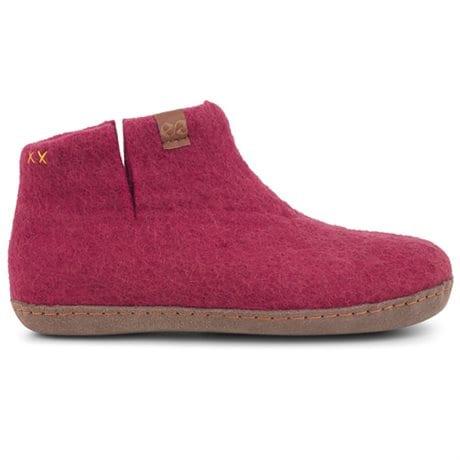 Green Comfort Everest Wool Ulltofflor Pink