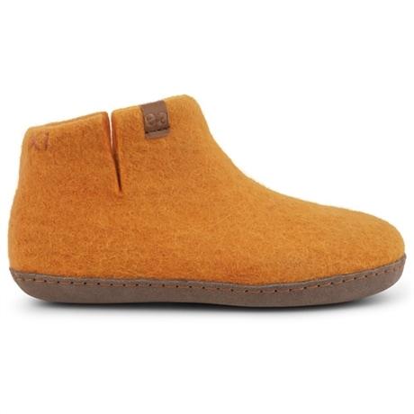 Green Comfort Everest Wool Ulltofflor Orange