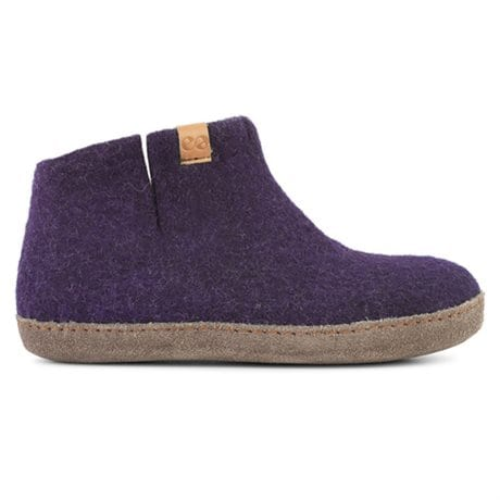 Green Comfort Everest Wool Ulltofflor Purple