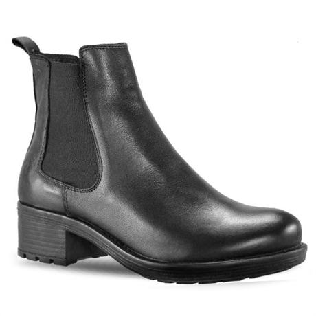 Rosa Negra Chelsea Boots Almada Black