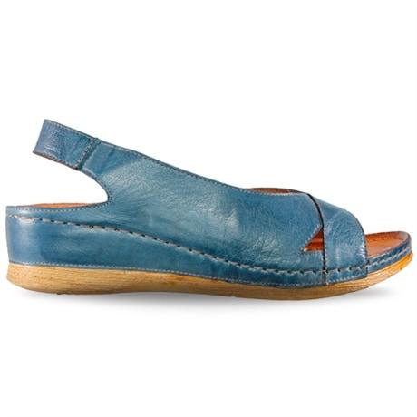 Charlotte Sandaler Dune Jeans
