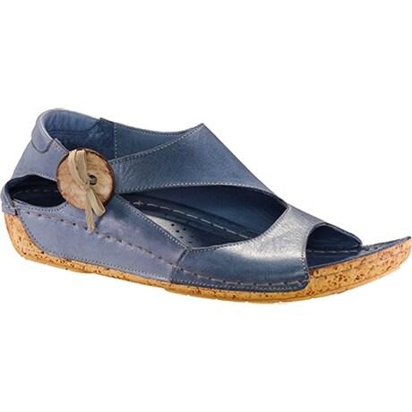 Charlotte Damsandal Knapp Jeans