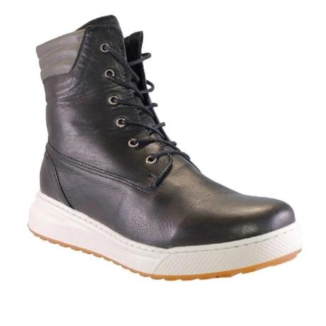 Charlotte Boots Zipper Ivy Black Schiefer